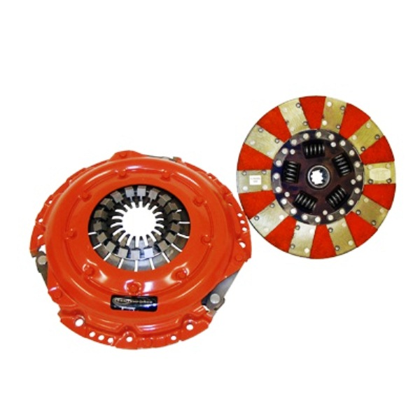 Centerforce DF700000 Dual Friction Clutch Kit use with 164 tooth flywheel  289/302/351W