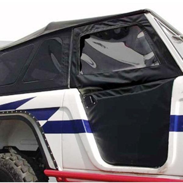 Bestop Supertop Roadster Combo with Regular Door Inserts