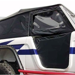 Buy Bestop 2piece Soft Doors Early Ford Bronco Parts