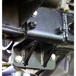 Buy 2wd Frame Box Bracket F150 Early Ford Bronco Parts