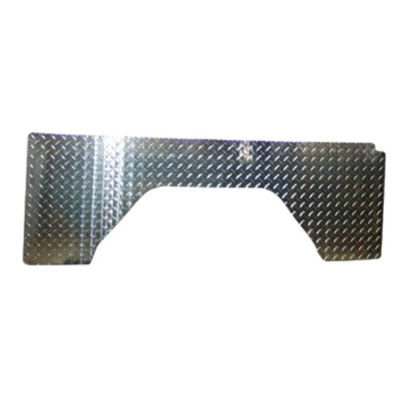 Diamond Plate Quarter Panel Set 66-76