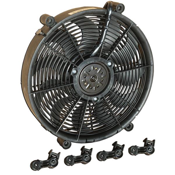 17 High Output Radiator Fan