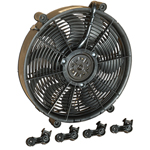 17 High Output Radiator Fan