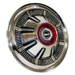 Rear Hub Cap (Each)