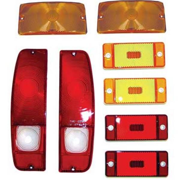 Lens Kit 70-77 with Side Marker Lights