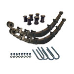 2 1/2 11 Pack Leaf Spring Kit