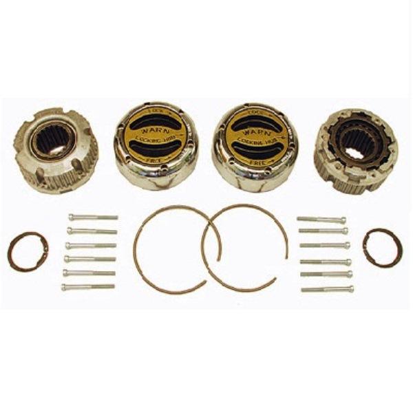 Warn Premium Locking Hubs for 78-79 Bronco
