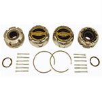 Warn Premium Locking Hubs for 78-79 Bronco