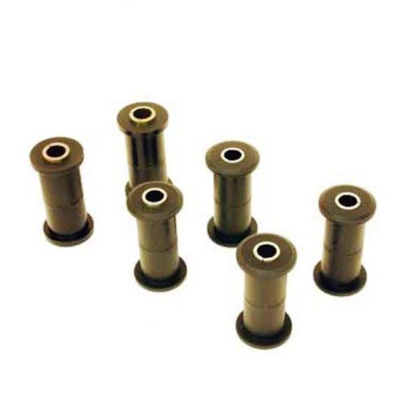 Spring and Shackle Bushing Kit Urethane 78-79 Bronco 73-79 F100, F150 4WD