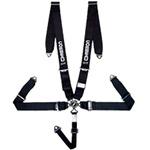 Corbeau 5-Point Camlock Harness Belt 3