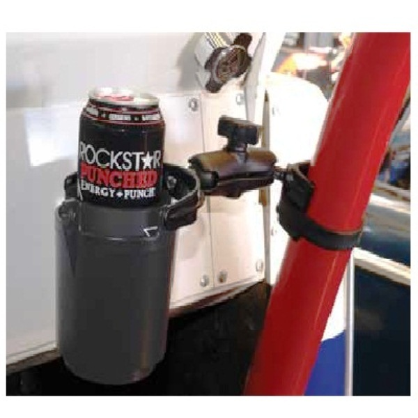 Ram Roll Bar Mount Cup / Can Holder