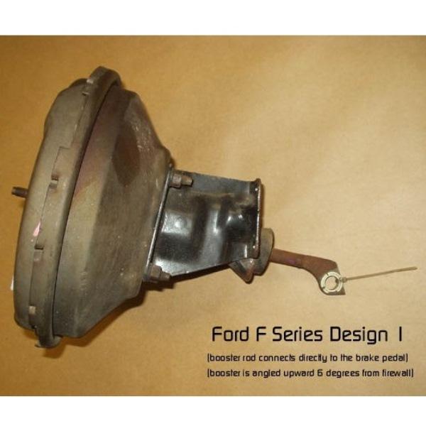 65-79 F-Series/ 78-79 Bronco Hydroboost Braking System Hydroboost/Master  Cylinder/Hydro Lines/Brake