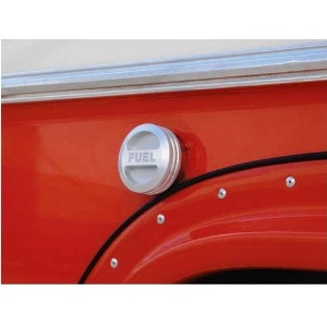 Buy Billet Fuel Cap 71 76 Only Wild Horses Early Ford