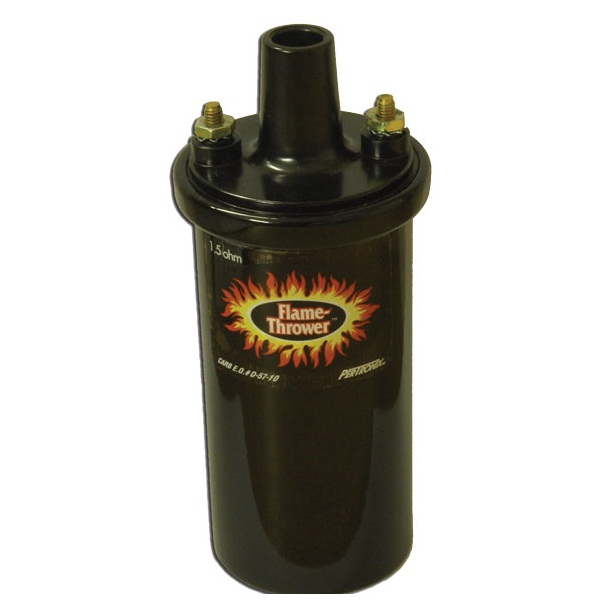 Pertronix Flame Thrower Coil Black