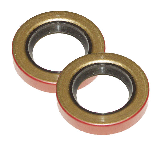 Pair of Rear Housing Seals for Small Bearing 31-Spline Axle 2 - 8632A