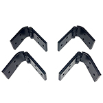 Set of Stock Door Hinges