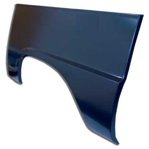 Driver Lower Outer Quarter Panel 1966-76 Ford Bronco