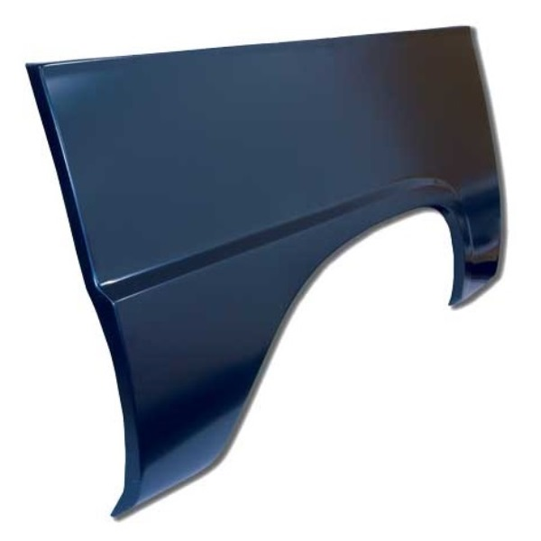 Passenger Lower Outer Quarter Panel 1966-76 Ford Bronco