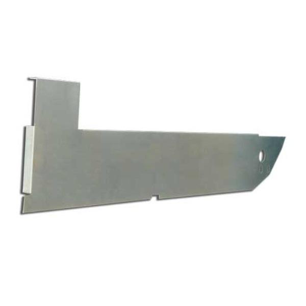 Inner Rocker Panel - Pass Side