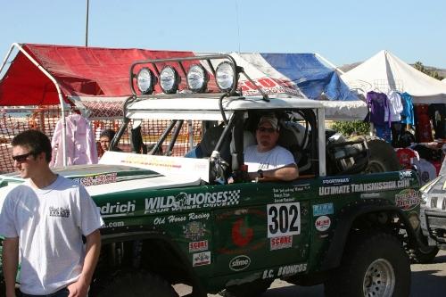 2009 WILD HORSES Bronco Racing in Baja