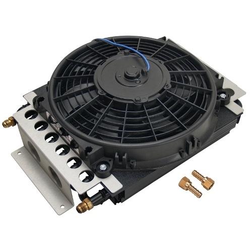 Electra-Cool Remote Oil & Transmission Cooler