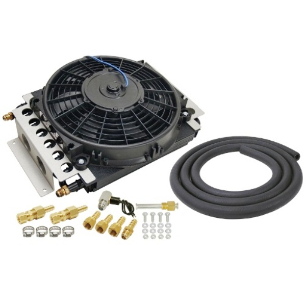 Electra-Cool Remote Transmission Cooler Kit