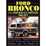 Ford Bronco 4x4 Performance Portfolio 66-77