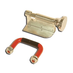 Buy Windshield Fold Down Latch Kit Early Ford Bronco Parts