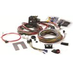 Painless 21 Circuit Wiring Harness with Switches Universal/Streetrod/Non-GM Keyed Column