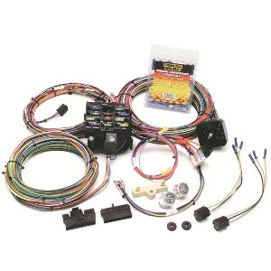 8401_3132_large painless chassis wiring harness 12 circuit jeep 75 & later wild painless early bronco wiring harness at gsmportal.co