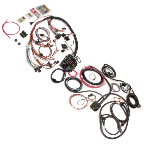 Painless 10150 Chis Wiring Harness 21-Circuit 75-86 Jeep CJ6 ... on jeep cj7 tail light wiring diagram, ford ignition system wiring diagram, jeep ignition switch problems, 2001 oldsmobile intrigue serpentine belt diagram, jeep liberty ignition switch actuator pin, jeep cj7 engine wiring harness diagram, 2005 jeep liberty fuse panel diagram, jeep grand cherokee ignition switch, jeep cj7 fuel gauge wiring diagram, 1983 jeep cj7 gauge wiring diagram, harley electronic ignition wiring diagram, chrysler 300 fuse box diagram, 2006 chrysler 300 wiring diagram,