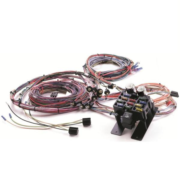 Painless 19 Circuit Wiring Harness 63-66 Chevy GMC Pickup