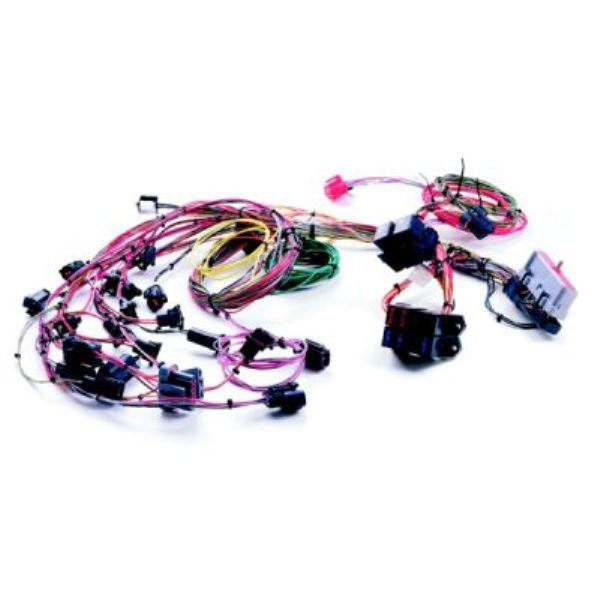 buy painless fuel injection harness 86 95 ford 5 0l extra. Black Bedroom Furniture Sets. Home Design Ideas