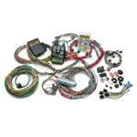 Painless Fuel Injection Harness 97-04 GM LS-1 Integrated EFI/Chassis Manual Throttle