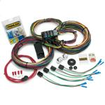 Painless Customizable Mopar Color Coded Chassis Wiring Harness 21 Circuit