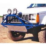 Jeep XJ Xtreme Front Bumper Non-Winch