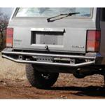 Jeep XJ PreRunner Rear Bumper - No Racks