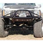 Jeep XJ Classic Front Bumper w/ Winch Mounts