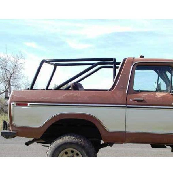Family Cage w/6 Point Soft Top Support Kit 78-79 (Welded)
