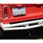 66-77 Guardian Rear Bumper w/ Body Lift - No Racks