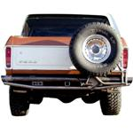 78-79 Big Bubba Rear Bumper w/ Tire Rack