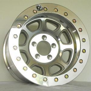 Buy Hd Cast Aluminum Beadlocked Wheel 15x9 Off Road