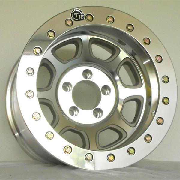 TrailReady HD Cast Aluminum Beadlocked Wheel 15 X 9