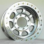 TrailReady HD Cast Aluminum Beadlocked Wheel 17 X 8.5