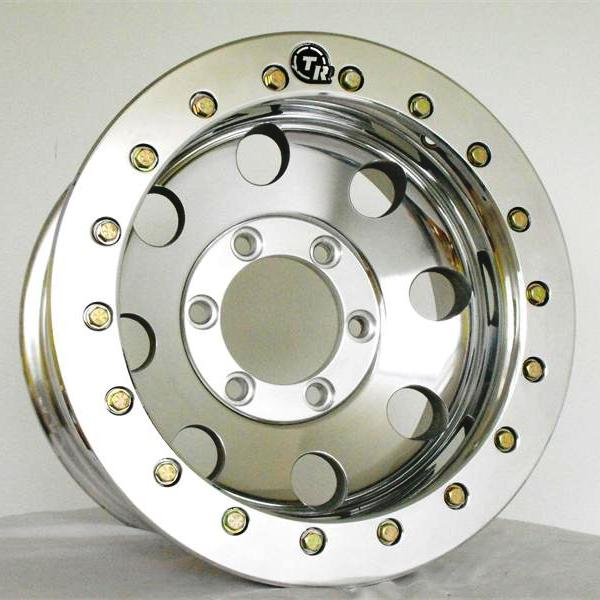 TrailReady Baja Style Converted Aluminum Beadlocked Wheel 16 X 12