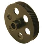 Billet Serpentine P/S Pump Pulley 5.2 Inch O.D.