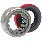 Axle bearing & seal kit for GM 9.5in