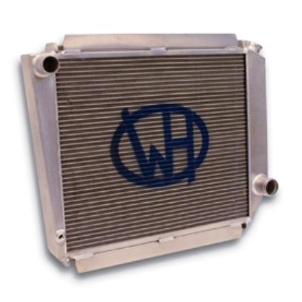 Ron Davis Aluminum Radiator A/T 66-77 Bronco With Trans Cooler