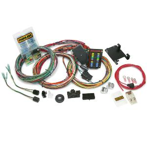 Painless Chis Wiring Harness - WILD HORSES Parts & Accessories