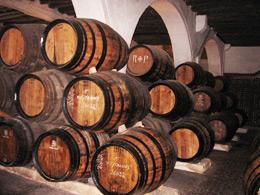 Aging Port Barrels